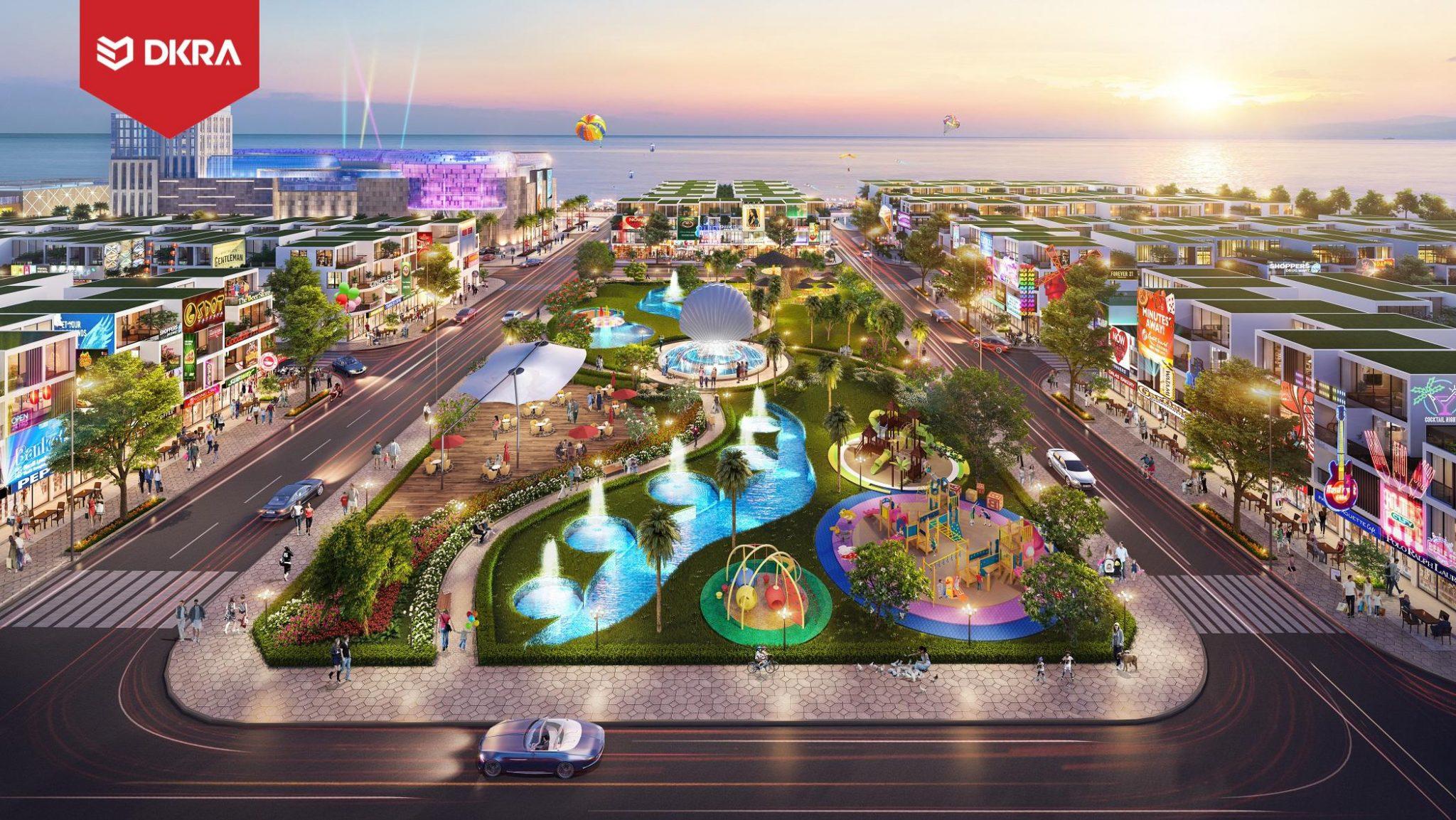 Khu đô thị Queen Pearl Marina Lagi Bình Thuận