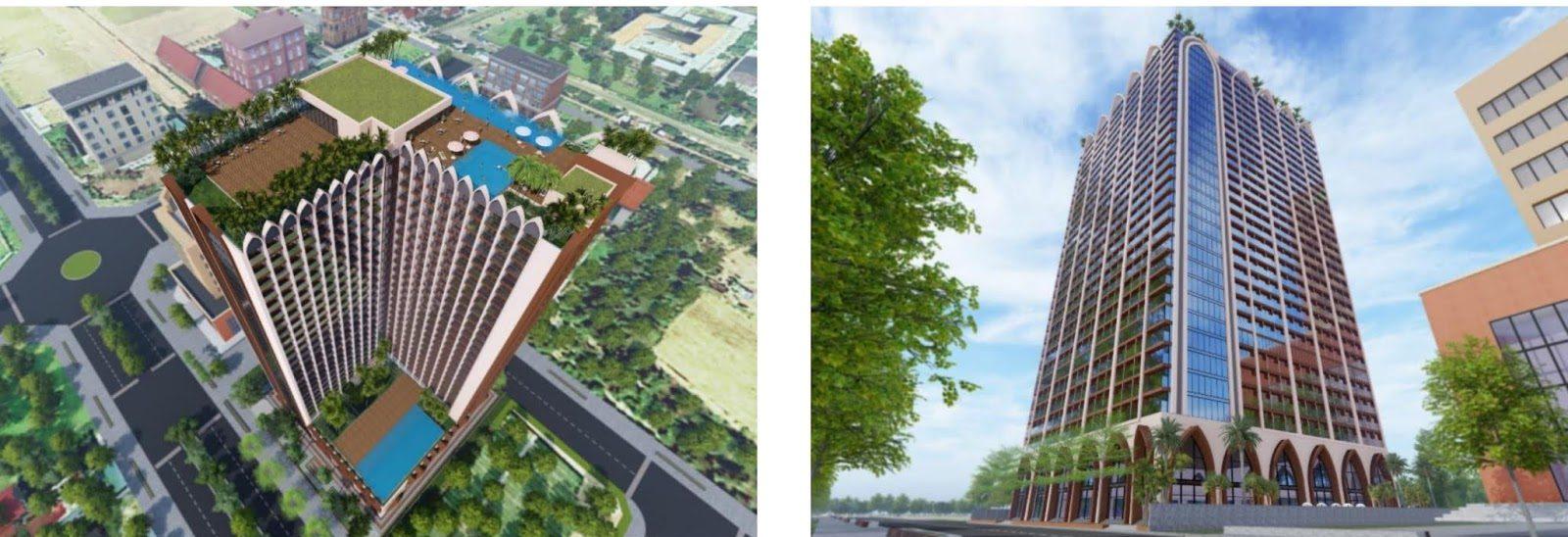 Dự án căn hộ khách sạn Apec Mandala Wyndham Garden Phú Yên