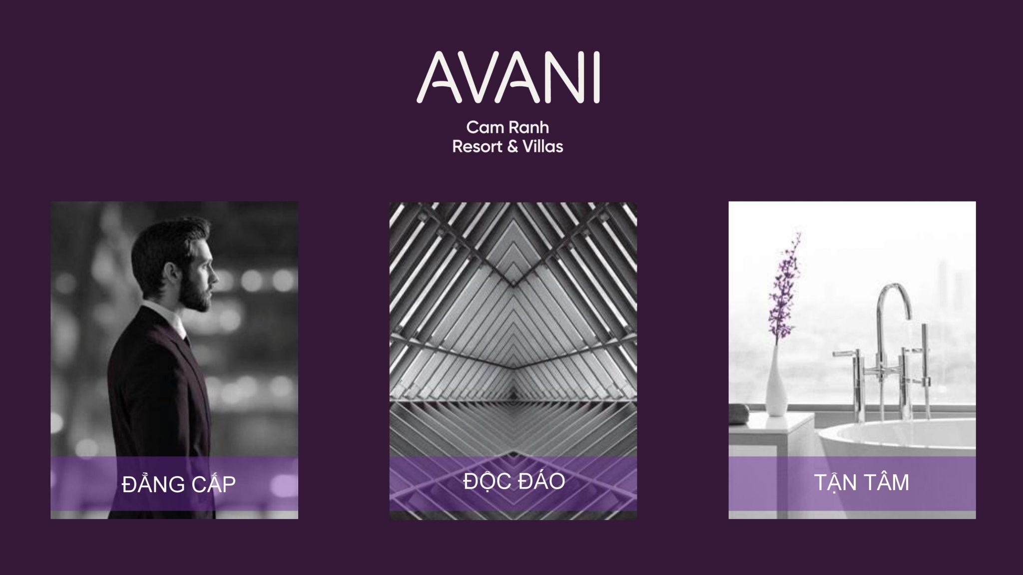 Avani - Đơn vị quản lý và vận hành cho dự án Novabeach Cam Ranh