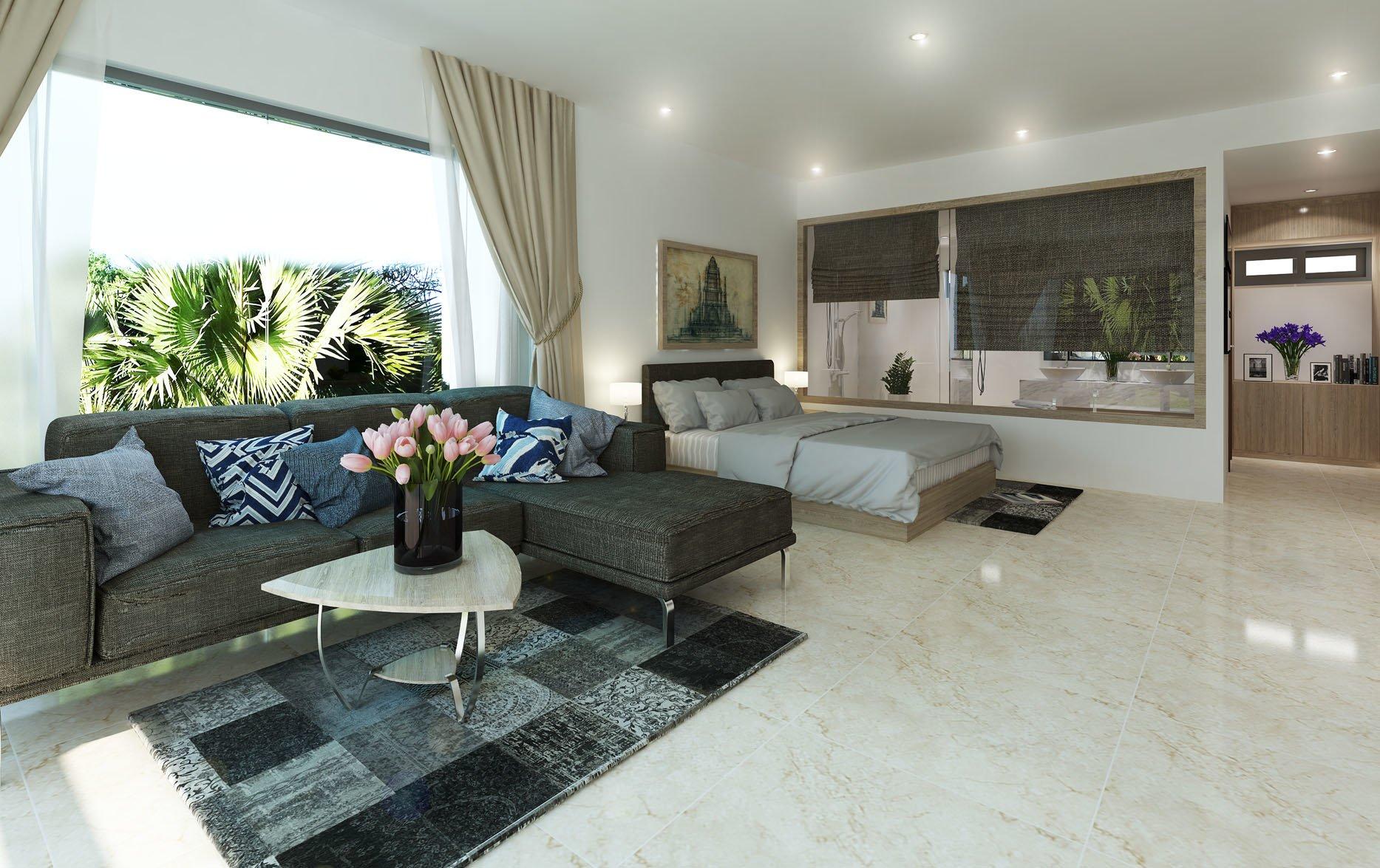 can ho Sunshine Diamond Bay Nha Trang - Sunshine Diamond Bay Nha Trang và 5 kiểu căn hộ đáng sống