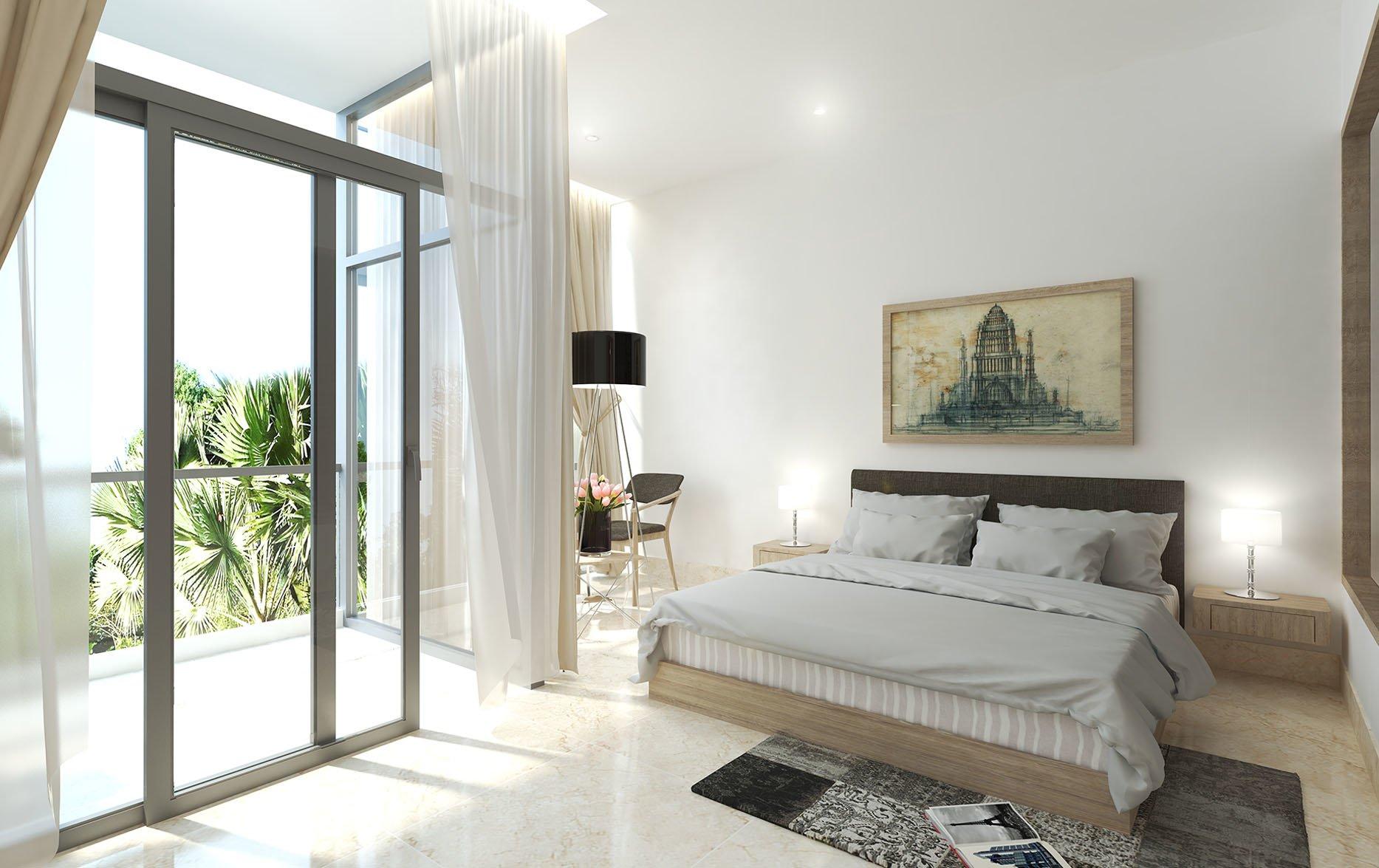 Sunshine Diamond Bay Nha Trang và 5 kiểu căn hộ đáng sống