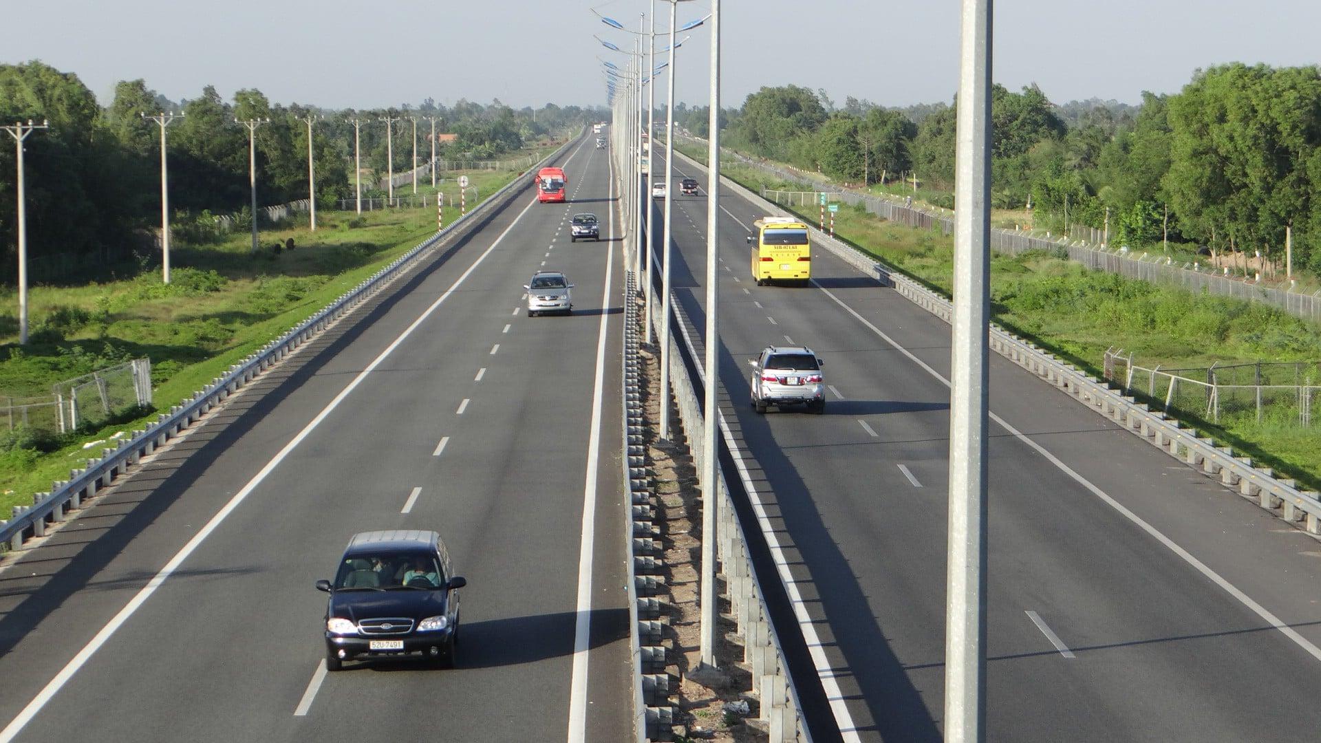 Tuyến cao tốc TP.HCM – Long Thành – Dầu Giây