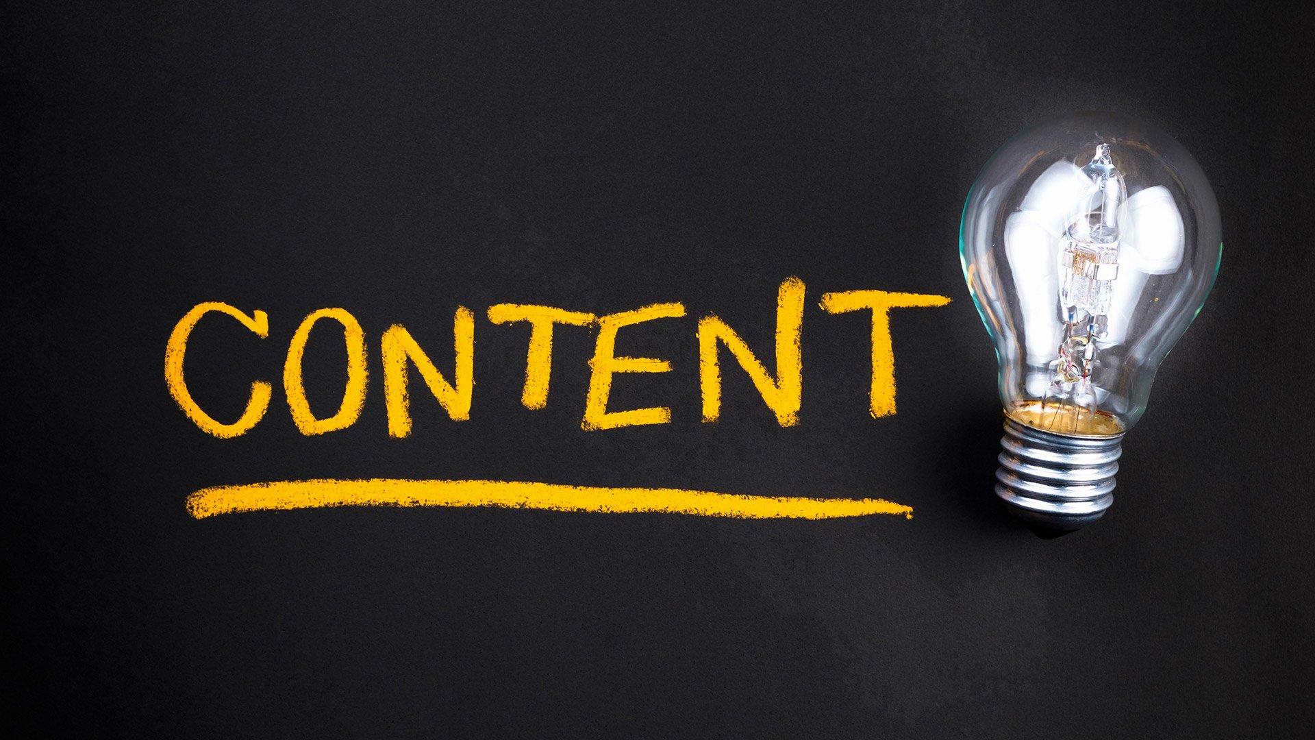 Content có vai tro cực kỳ quan trọng trong marketing bất động sản