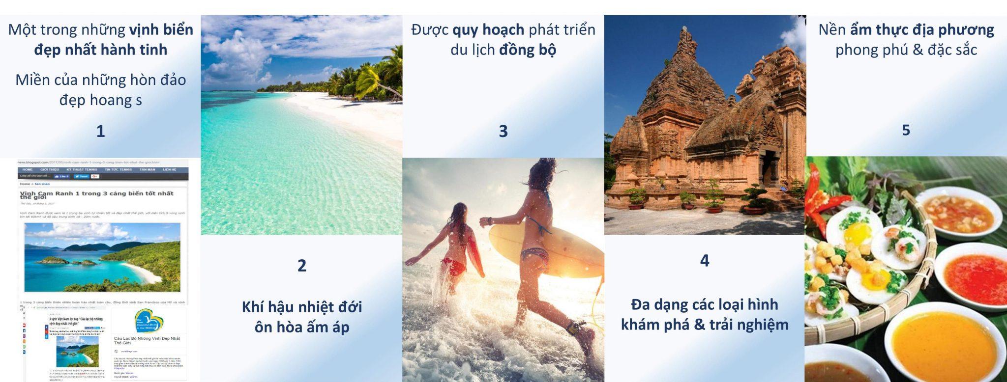 Phát triển du lịch biển Khánh Hòa