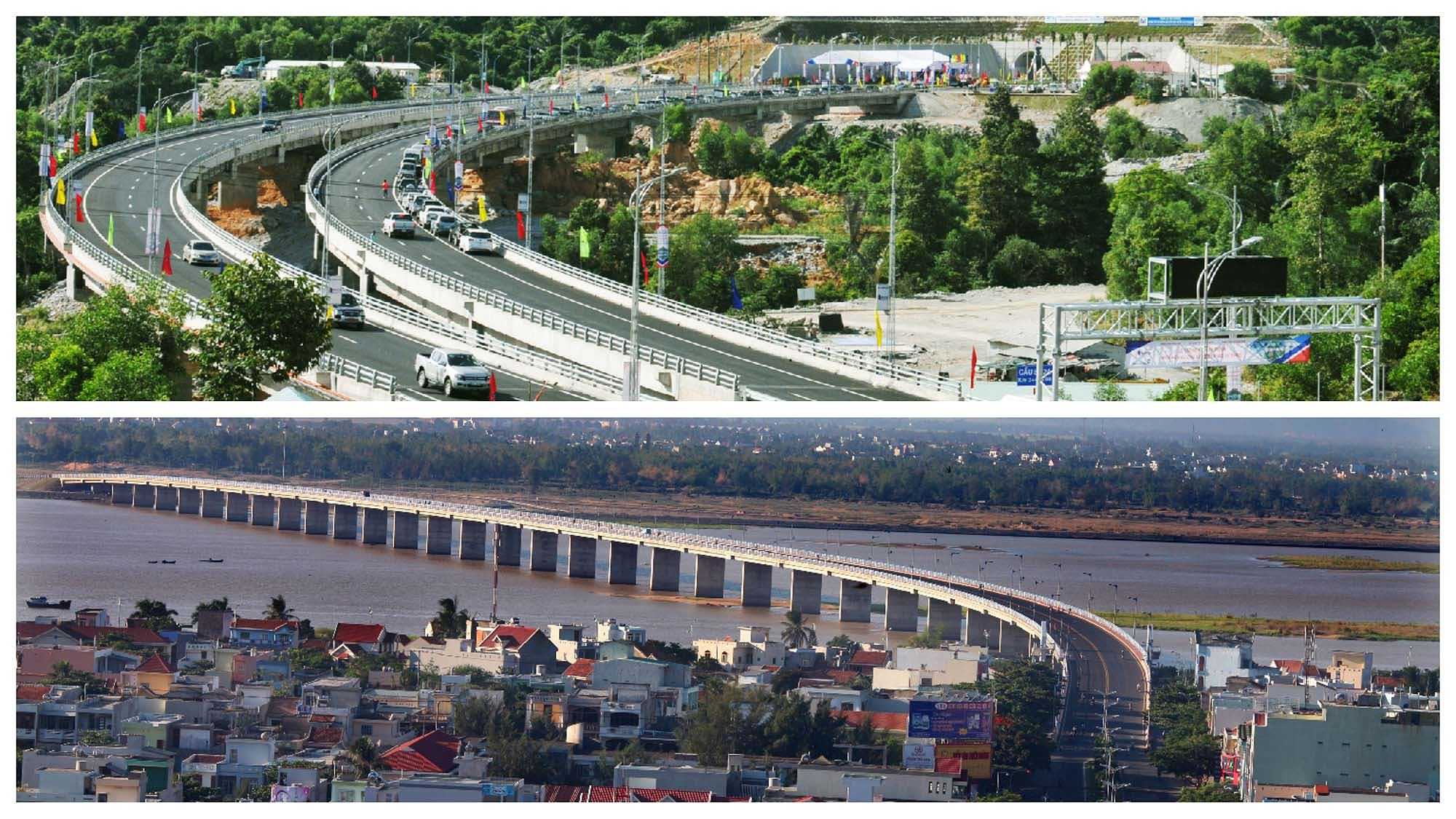 Hệ thống hạ tầng giao thông tỉnh Phú Yên đang được đầu tư hiện đại