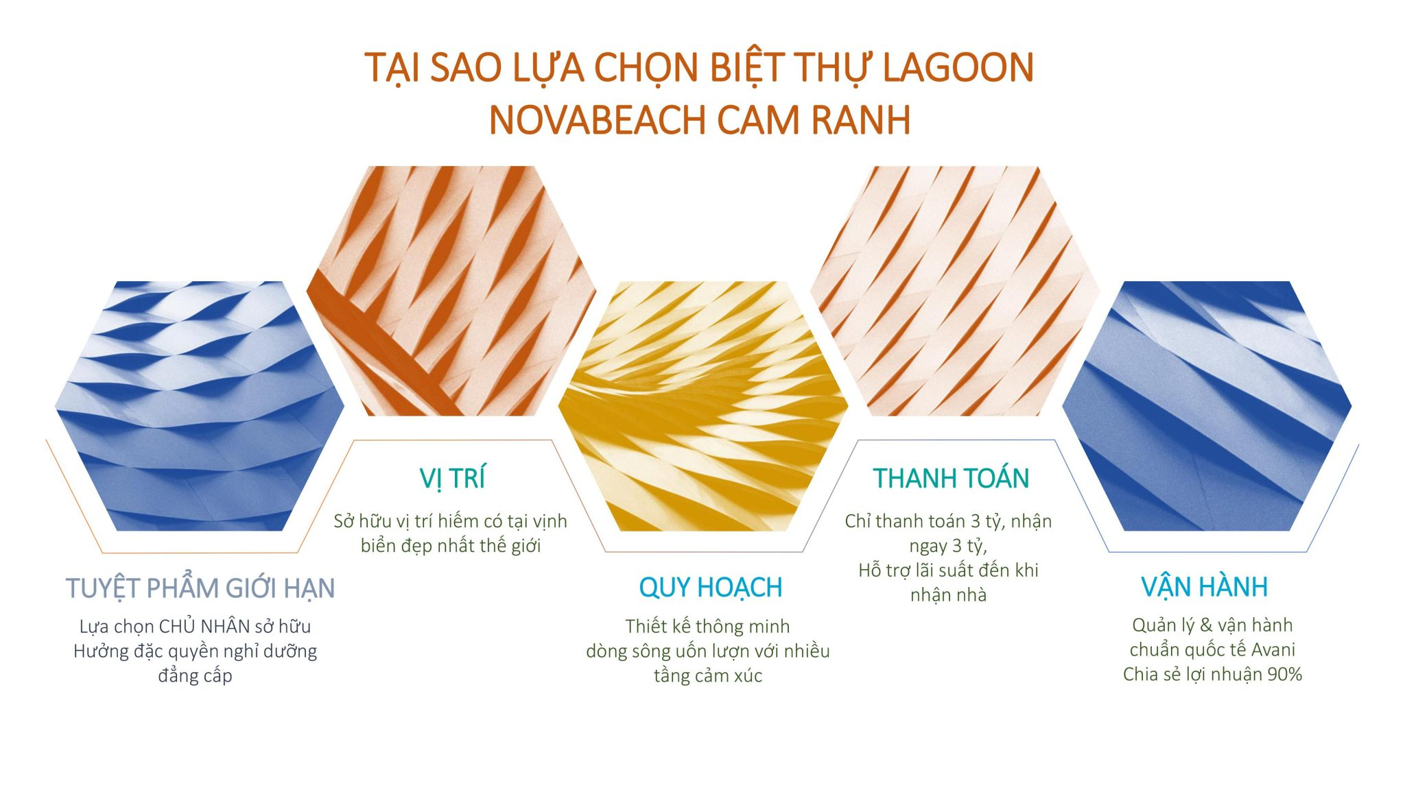 Mua biệt thự Lagoon Novabeach Cam Ranh
