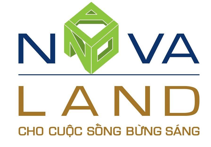 Logo tập đoàn Novaland