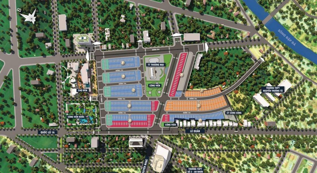 quy nhon new city 2 - Quy Nhơn New City – Không gian sống đẳng cấp tại Bình Định