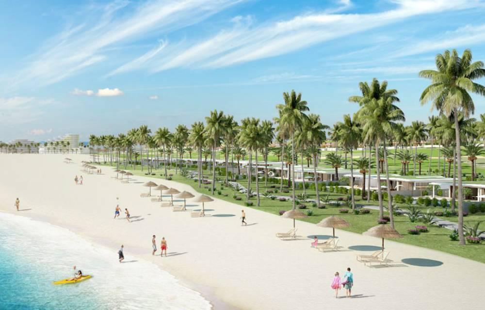 """Quy Nhơn New City là một trong những dự án tại Bình Định được các nhà đầu tư bất động sản đặc biệt """"để mắt"""""""