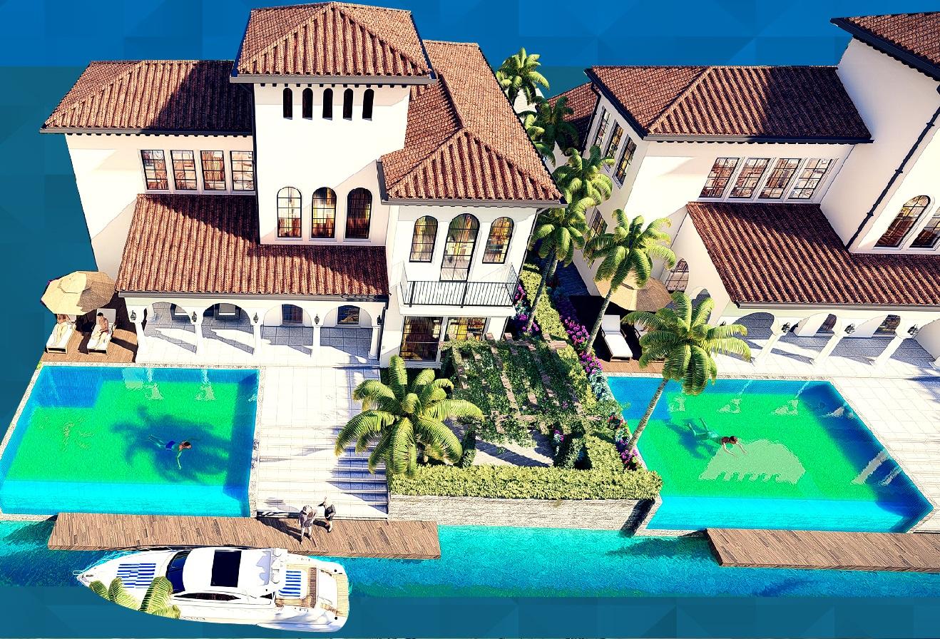 Sunshine Diamond Bay Nha Trang - Đại dự án với mức đầu tư 4 tỷ USD