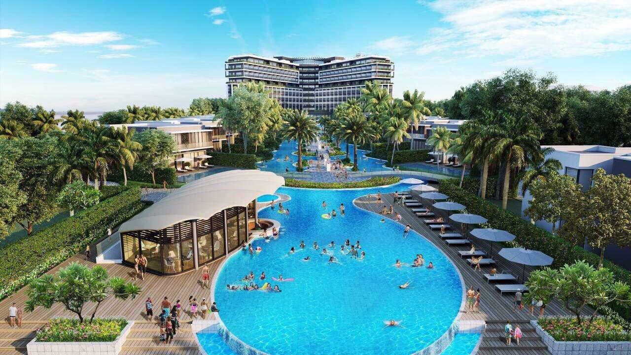 Tiện ích nội khu Resort Novahills Mũi Né Phan Thiết