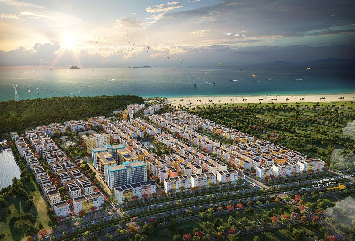 Đô thị đảo Sun Grand City New An Thới, Phú Quốc