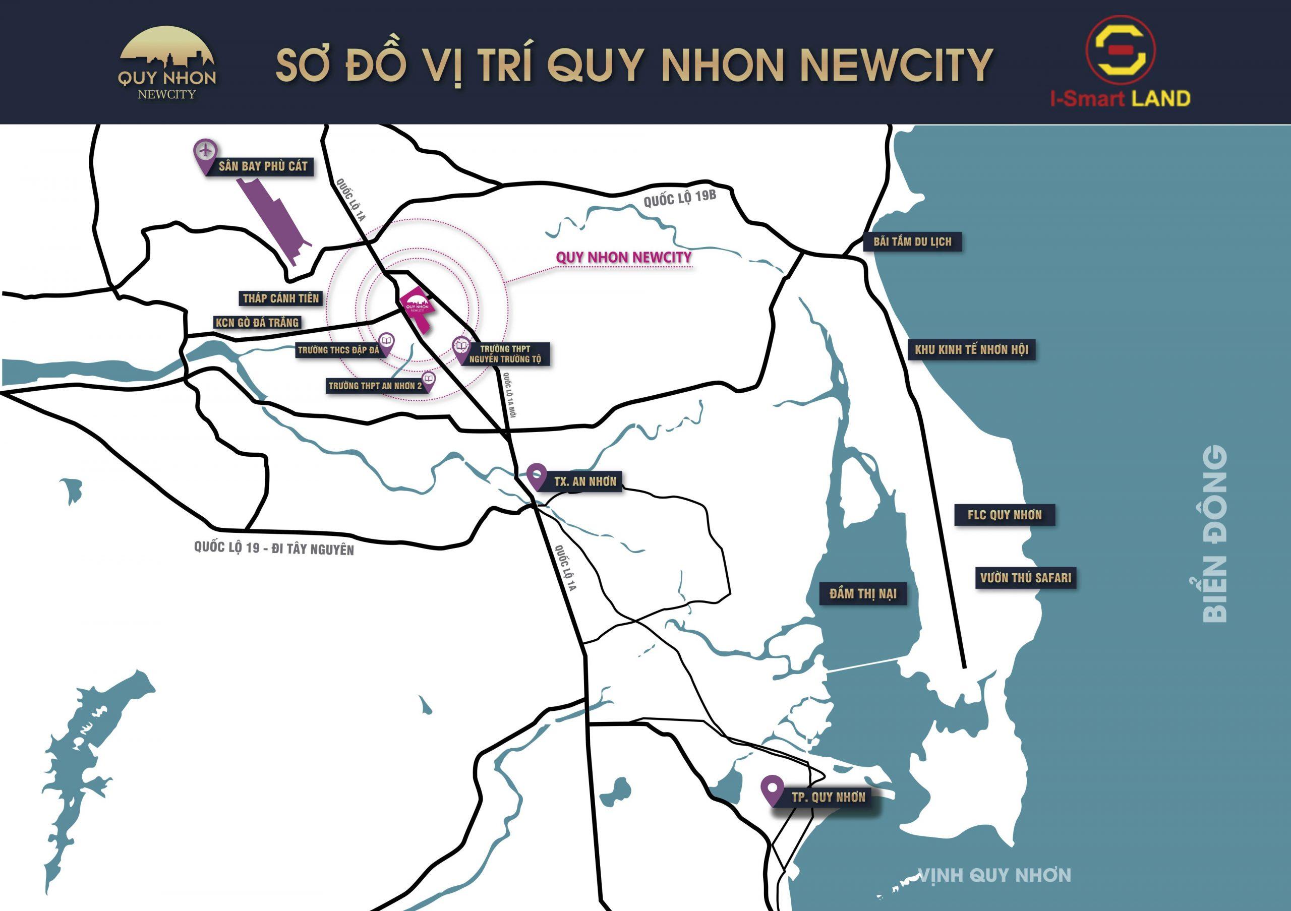 Không gian sống đẳng cấp tại Quy Nhơn New City Bình Định