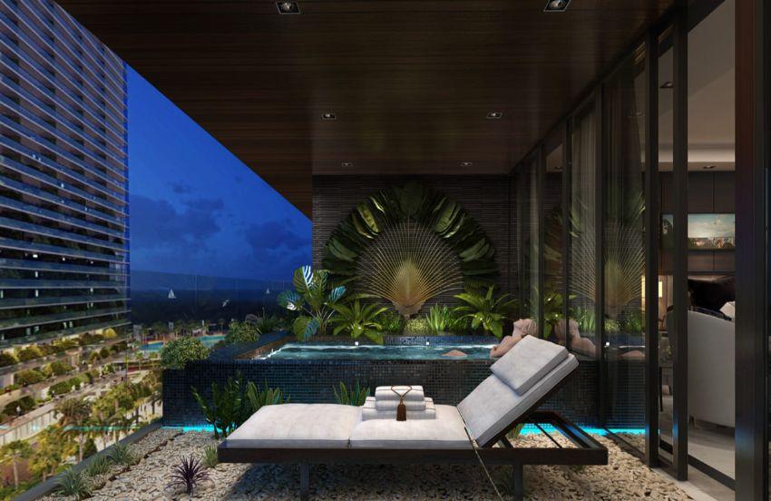 Sunshine Marina Bay Nha Trang - Thiên đường nghỉ dưỡng giữa lòng thành phố