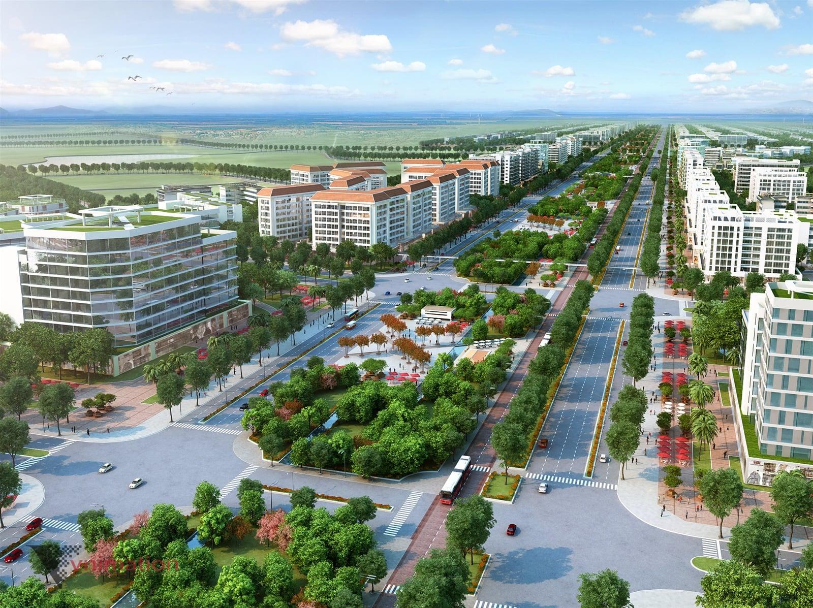 dự án bất động sản nghệ an