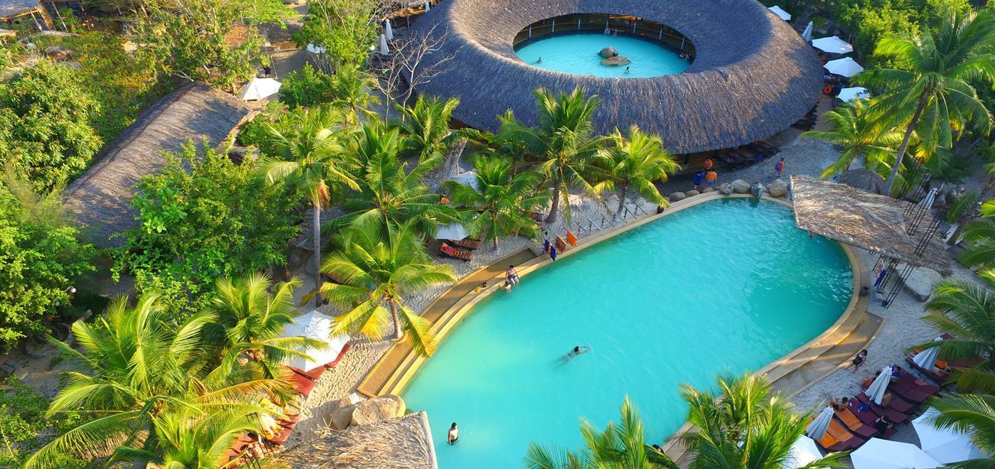 Dự án Suối khoáng nóng I-Resort Nha Trang nổi tiếng
