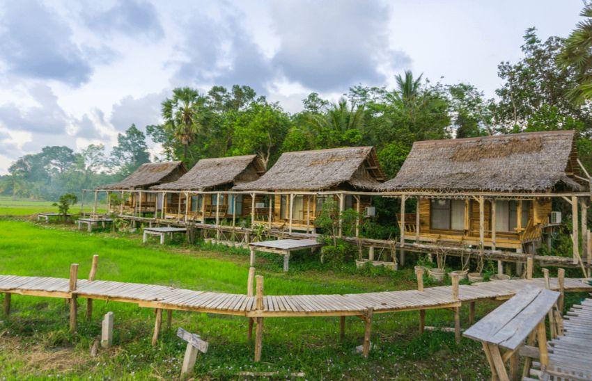Farmstay G7 kết hợp giữa trang trại và khu nghỉ dưỡng