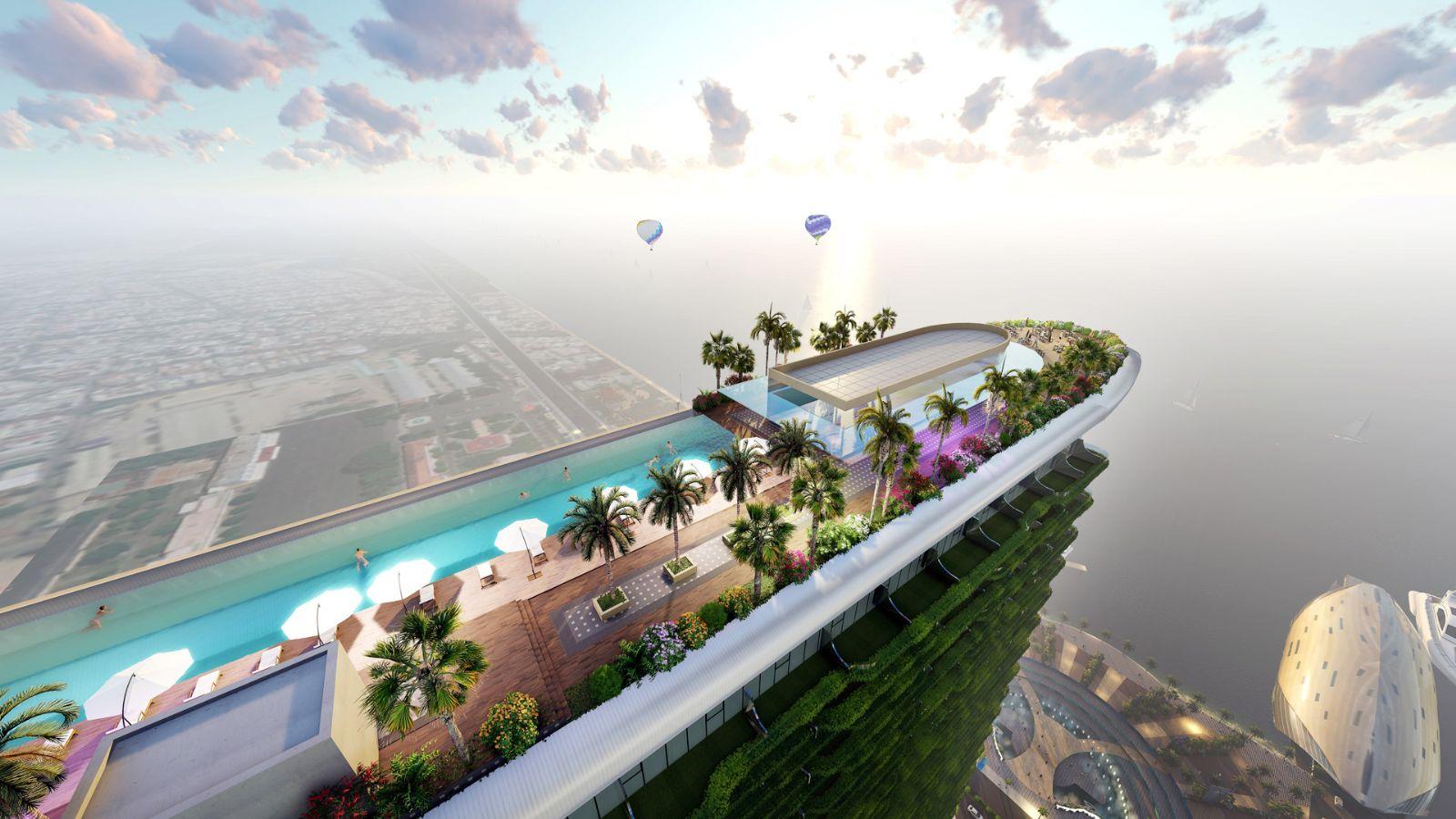 Sunshine Marina Bay Nha Trang đột phá xứng tầm đẳng cấp