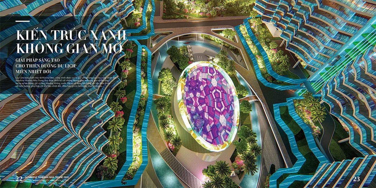 """Vị trí """"vàng mười"""" của dự án Sunshine Marina Bay Nha Trang"""