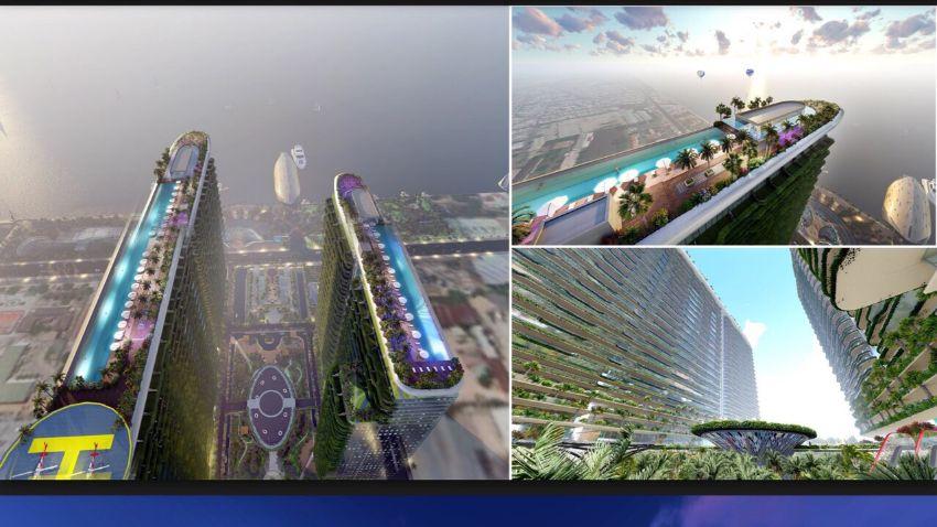 Condotel Sunshine Marina Bay là dự án căn hộ nghỉ dưỡng khách sạn của tập đoàn Sunshine Group