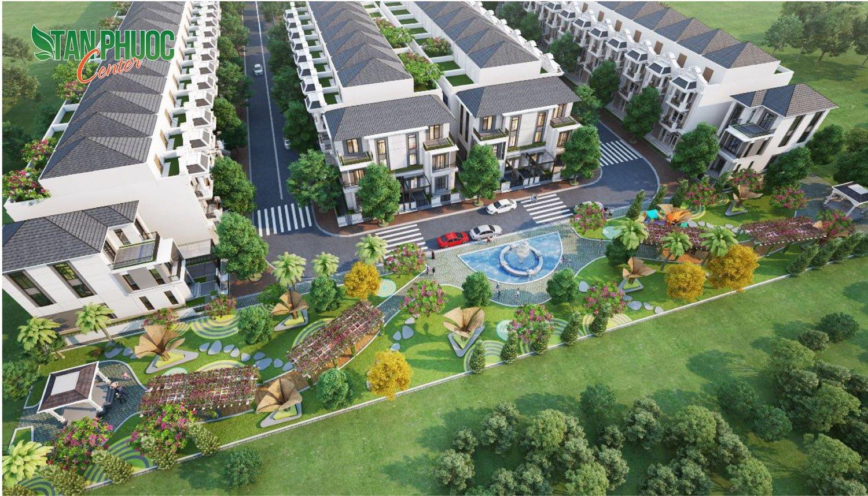 tan phuoc center 01 - DỰ ÁN ĐẤT NỀN TÂN PHƯỚC CENTER BÌNH PHƯỚC