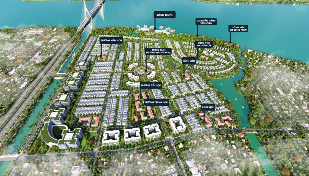 3 lý do nhất định bạn phải đầu tư vào dự án King Bay Nhơn Trạch