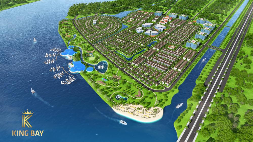 3 - 3 lý do nhất định bạn phải đầu tư vào dự án King Bay