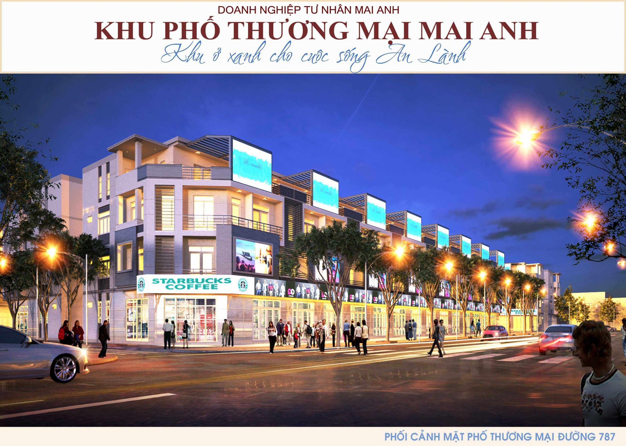 Có nên mua dự án khu thương mại Mai Anh Mega Mall Tây Ninh?