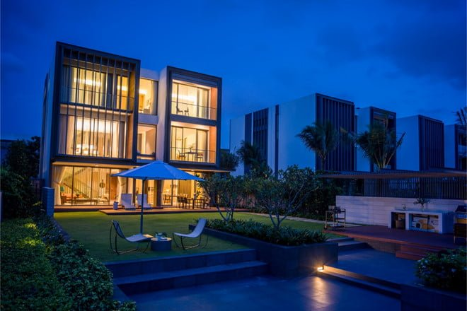 dự án biệt thự Holm Residences