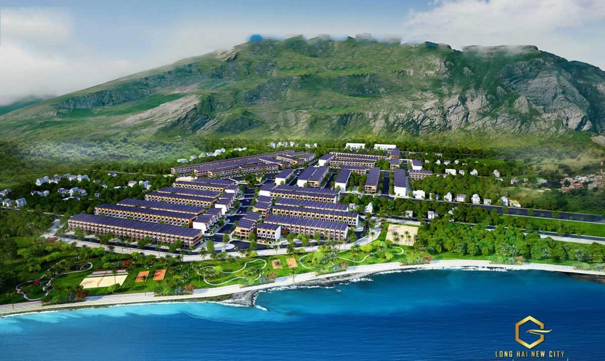 Dự án Long Hải New City mở bán đợt 1 với giá bán hấp dẫn