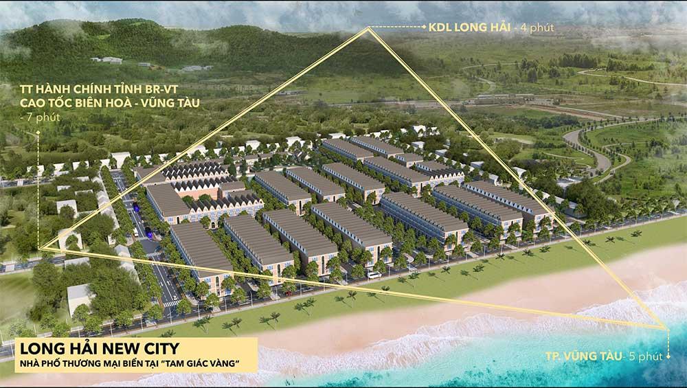 du an long hai new city - Dự Án Long Hải New City và những yếu tố quan trọng