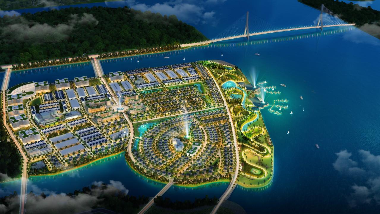Tiện ích dự án khu đô thị sinh thái King Bay Nhơn Trạch