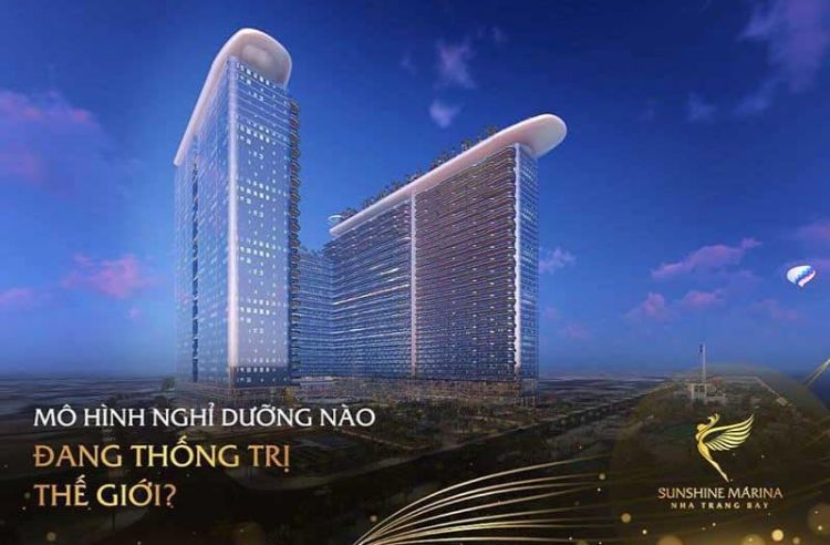 Sunshine Marina Bay mang đến sự khác biệt đối với thị trường nghỉ dưỡng bất động sản Nha Trang