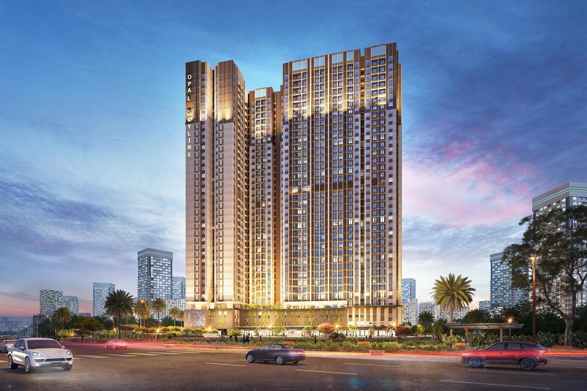 Thiết lập cuộc đua giá bất động sản với thị trường TP HCM và khu vực lân cận