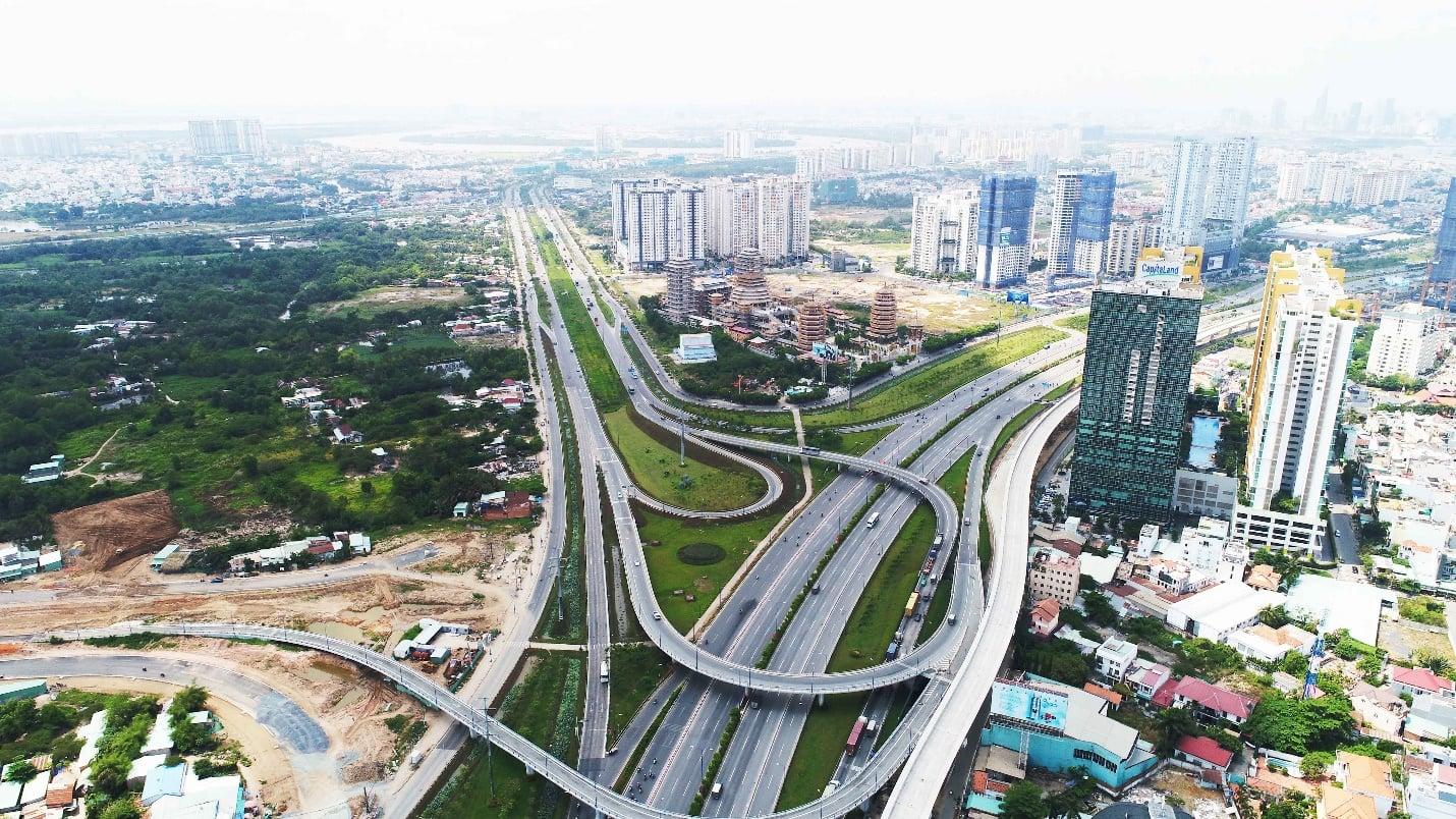 Thị trường bất động sản quận 9 thu hút nhà đầu tư