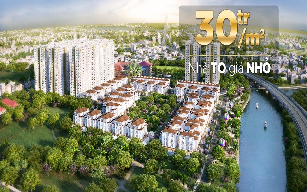 cosmo city ii - DỰ ÁN CĂN HỘ COSMO CITY II QUẬN 7