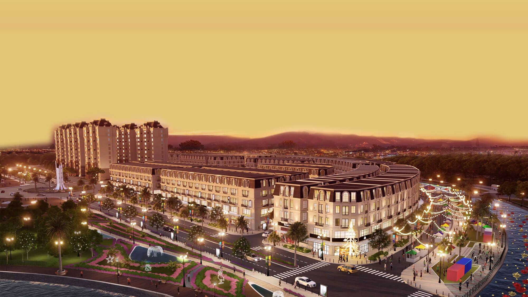 Thị trường bất động sản Hà Tiên Kiên Giang tăng trưởng nhờ hạ tầng
