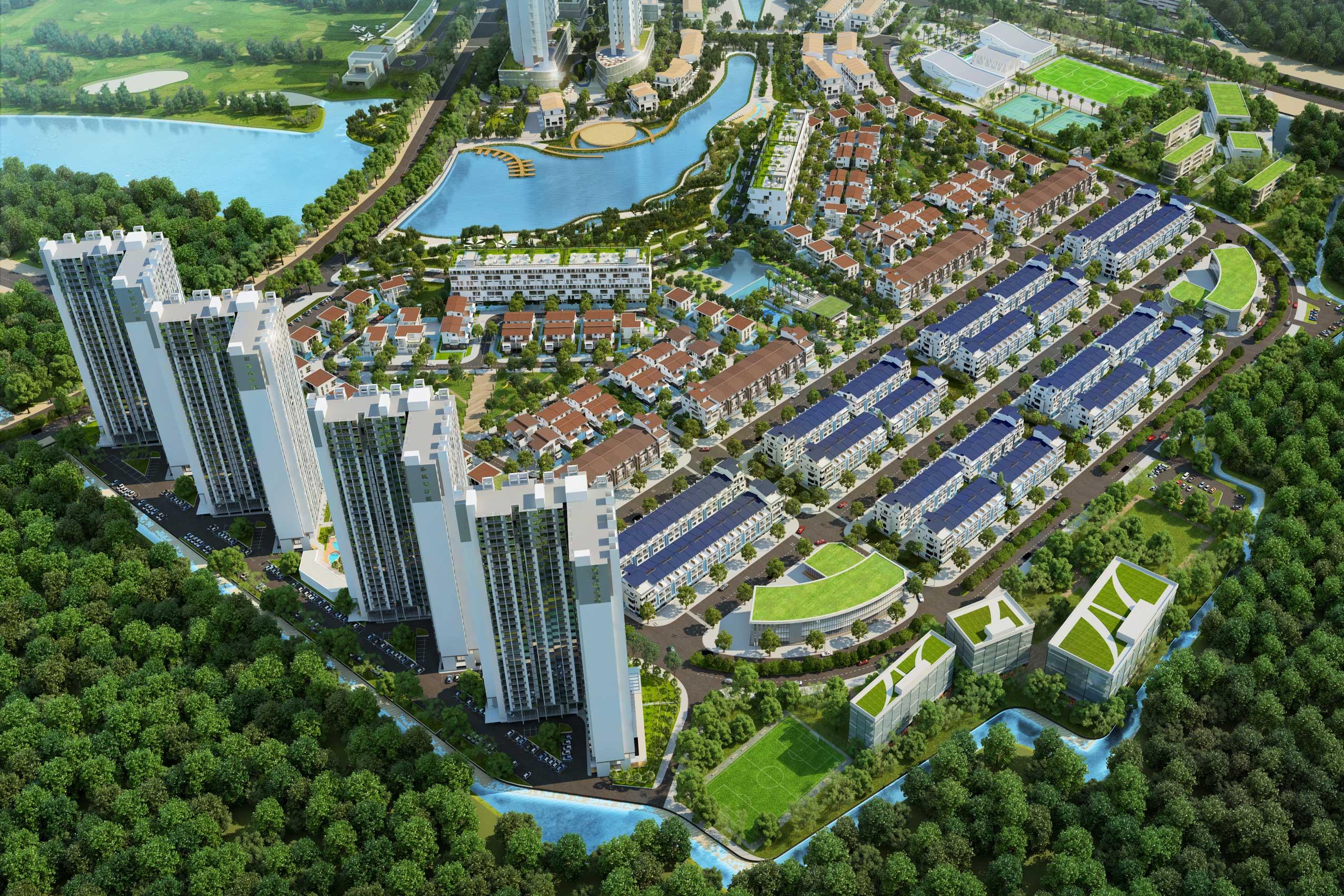 eco park cu chi 02 - DỰ ÁN ĐẤT NỀN KHU ĐÔ THỊ ECO PARK CỦ CHI