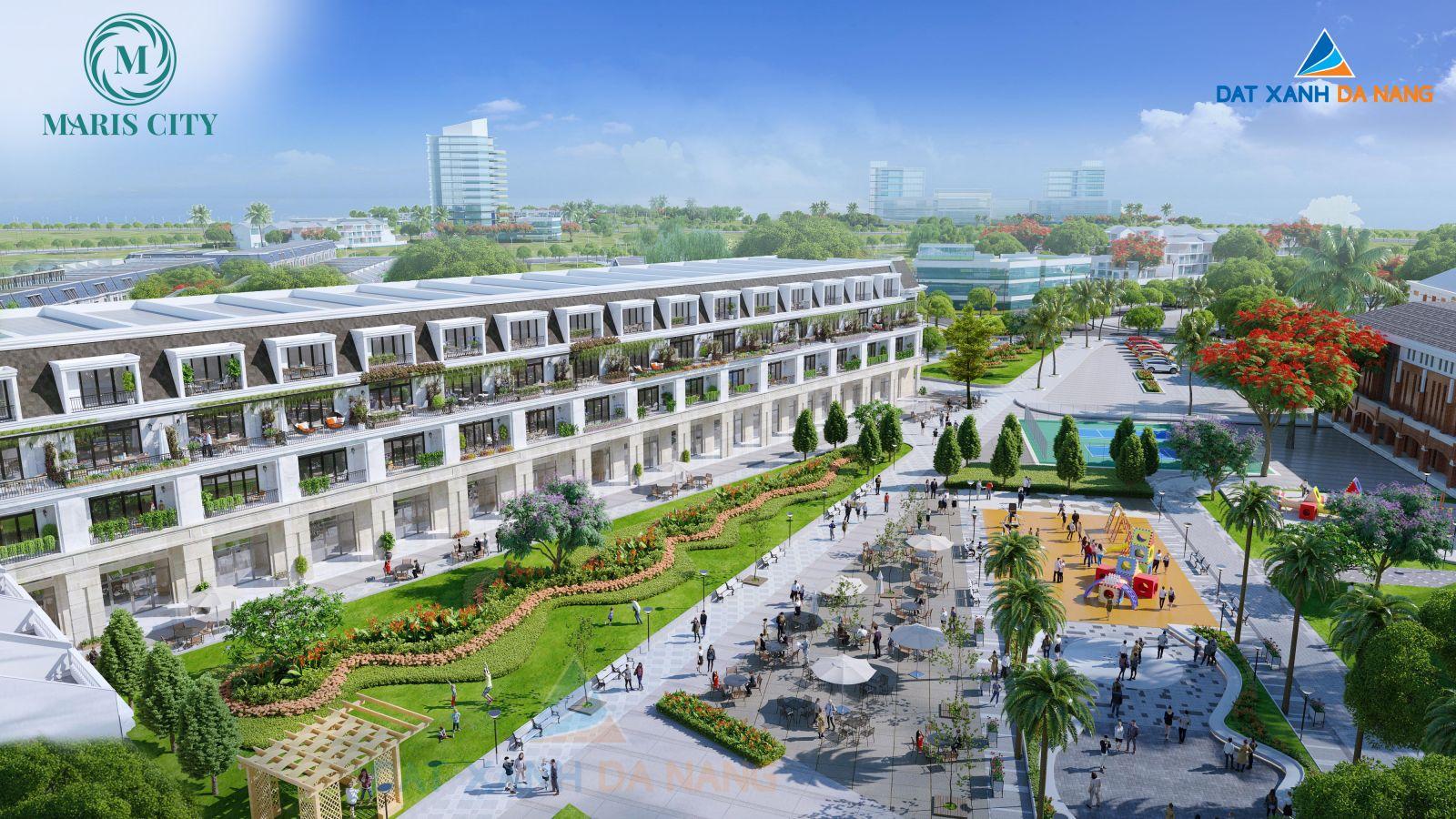 maris city qn - DỰ ÁN ĐẤT NỀN MARIS CITY QUẢNG NGÃI