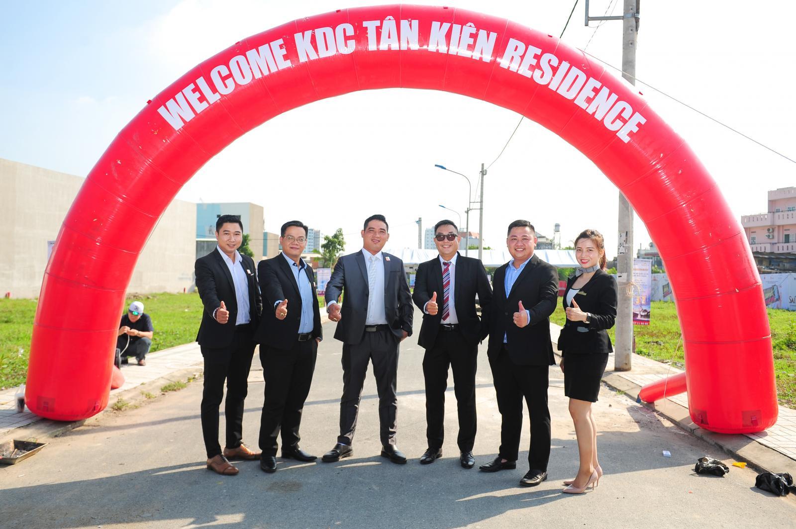 Thị trường nhà đất Bình Chánh đang thu hút nhà đầu tư