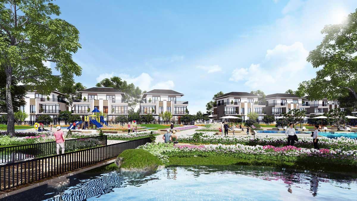 Tiện ích nội khu dự án LakeView Villa Phú Mỹ Bà Rịa Vũng Tàu