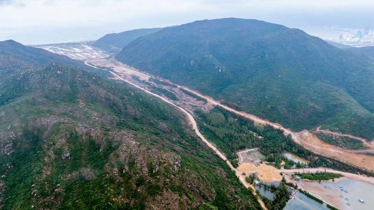 Vị trí Dự án Khu Đô Thị Hải Giang Merry Land Quy Nhơn