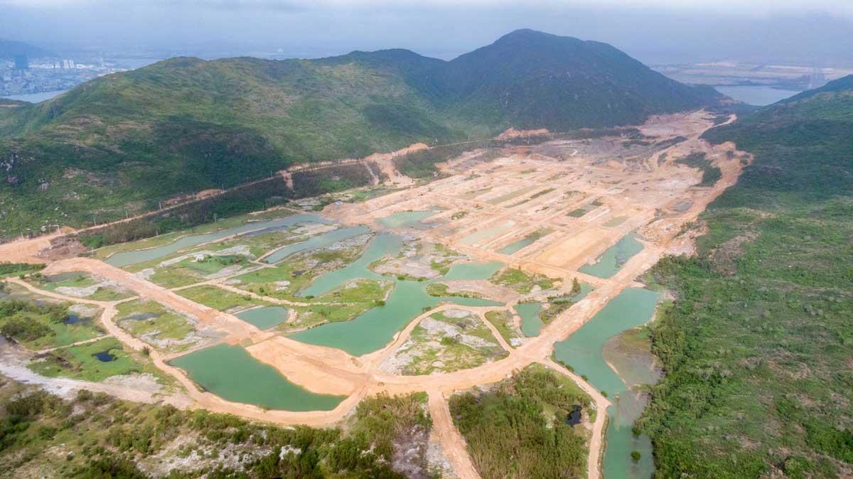 Phối cảnh Dự án Khu Đô Thị Hải Giang Merry Land Quy Nhơn