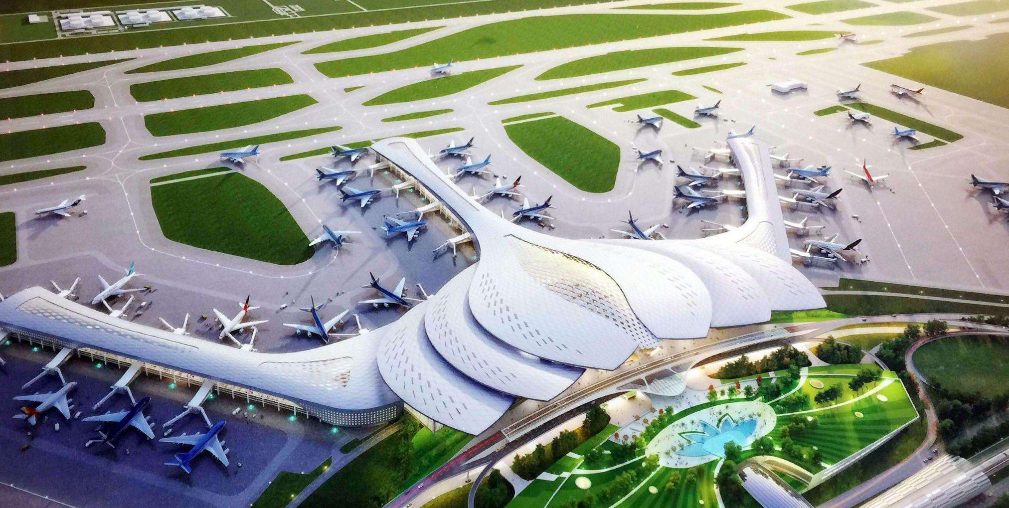 Dự án cảng hàng không quốc tế Long Thành
