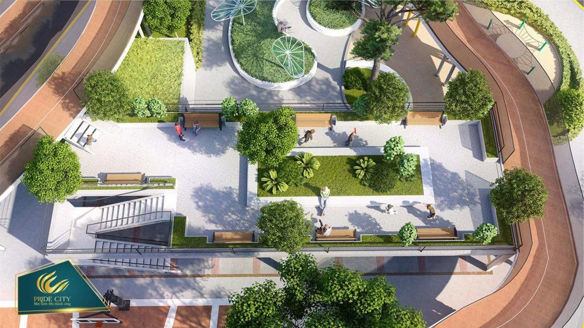 Tiện ích dự án đất nền Pride City Quang Nam