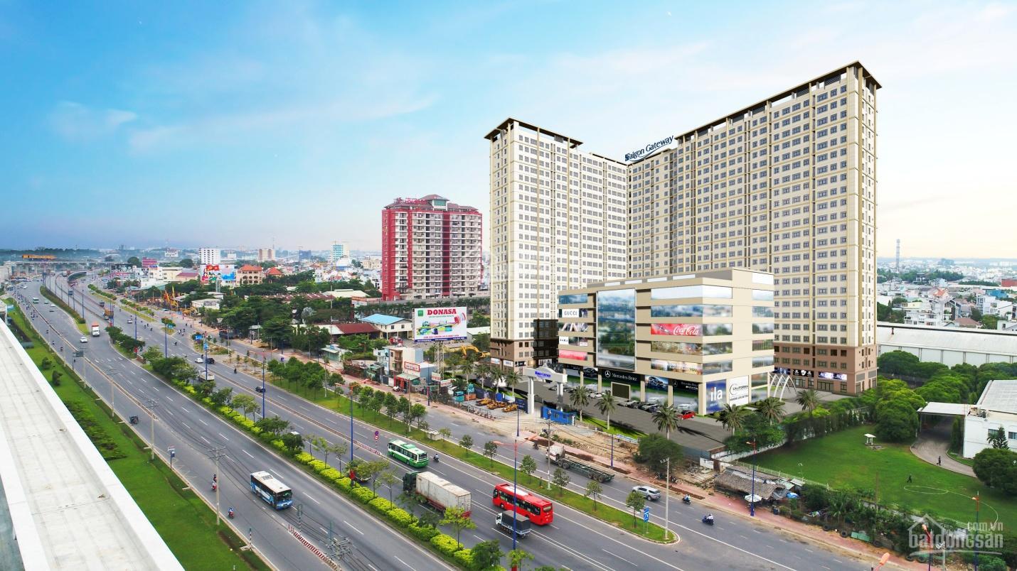 Phối cảnh dự án căn hộ Sài Gòn Gateway