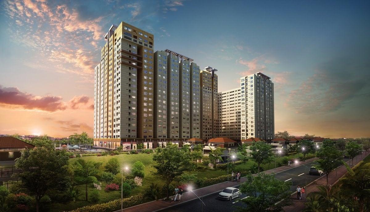 Phối cảnh dự án căn hộ First Home Khang Việt quận 9