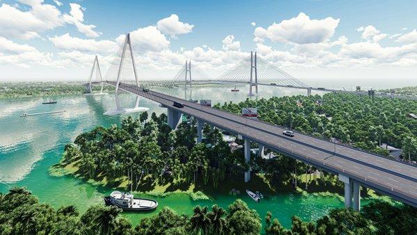 Dự án cầu Mỹ Thuận 2