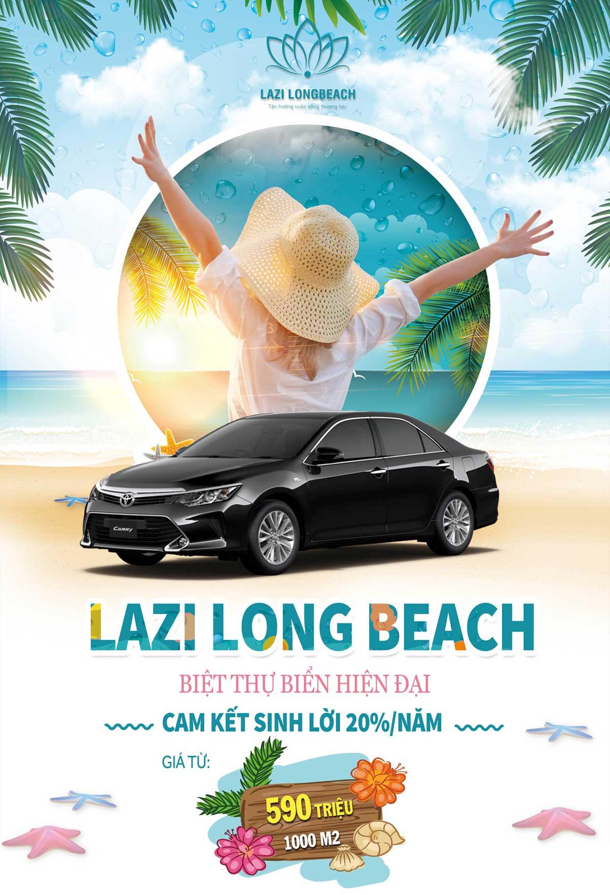LAZI LONG BEACH DU AN BIET THU BIEN PHAN THIET - DỰ ÁN BIỆT THỰ BIỂN LAZI LONG BEACH PHAN THIẾT