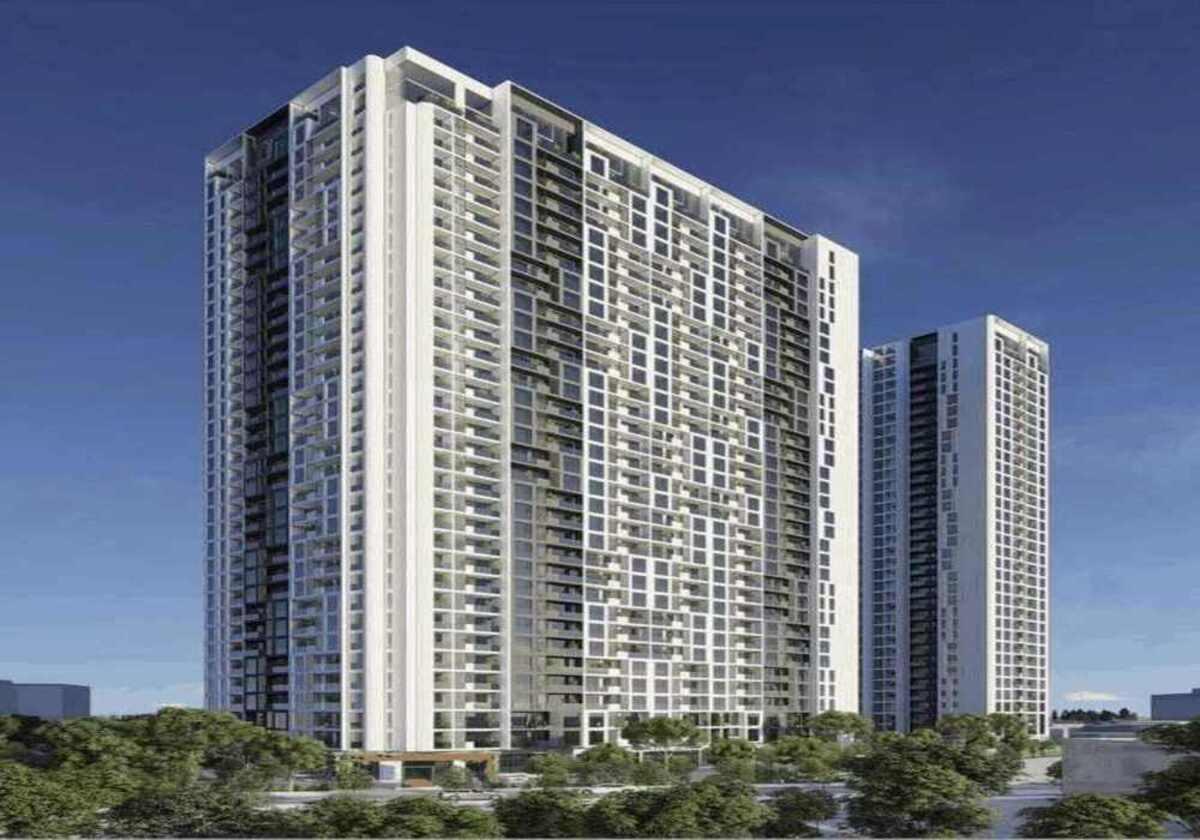 Phối cảnh dự án căn hộ Bcons 5 Tân Hòa Bình Dương - Khu căn hộ Đại Học Quốc Gia TPHCM